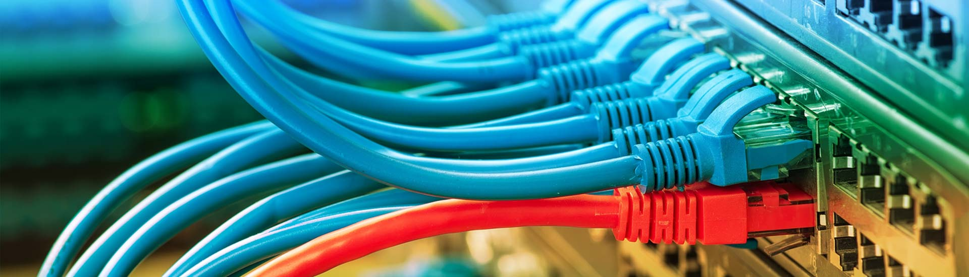 Netzwerktechnik, Dech Elektrotechnik München